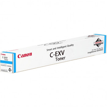 Заправка картриджа Canon C-EXV48 голубой