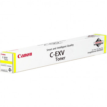 Заправка картриджа Canon C-EXV48 желтый