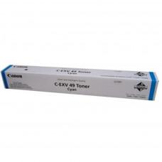Заправка картриджа Canon C-EXV49 голубой для Canon iR ADV C3320/C3320i/C3325i/C3330i