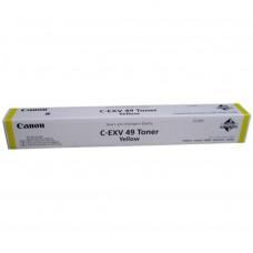 Заправка картриджа Canon C-EXV49 желтый для Canon iR ADV C3320/C3320i/C3325i/C3330i