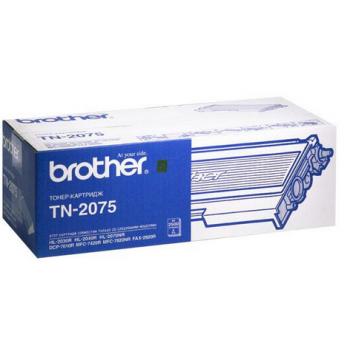 Заправка картриджа Brother TN-2075 для HL-2030R/HL-2040R/HL-2070NR/DCP-7010R/DCP-7025R/MFC-7420R/MFC-7820NR/FAX-2825R/FAX-2920R