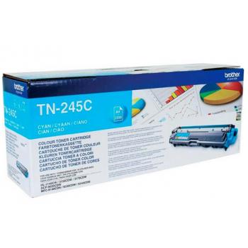 Заправка картриджа Brother TN-245C голубой для HL-3140CW/HL-3150CDW/HL-3170CDW/DCP-9020CDW/MFC-9140CDN/MFC-9330CDW/MFC-9340CDW
