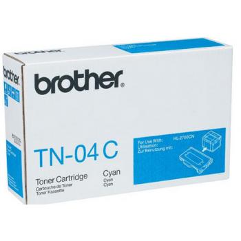 Заправка картриджа Brother TN-04C Голубой для HL-2700CN/MFC-9420CN