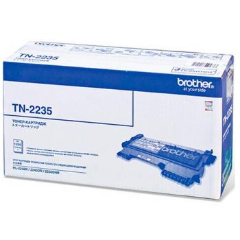 Заправка картриджа Brother TN-2235 для HL-2240R/HL-2240DR/HL-2250DNR/DCP-7060DR/DCP-7065DNR/DCP-7070DWR/MFC-7360NR/MFC-7860DWR/FAX-2845R/FAX-2940R