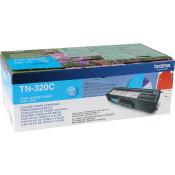 Заправка картриджа Brother TN-320C Голубой для HL-3040CN/HL-3070CW/DCP-9010CN/MFC-9120CN/MFC-9320CW