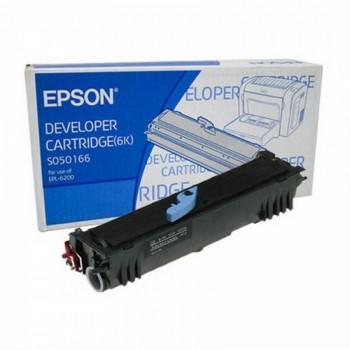 Заправка картриджа Epson S050166 для EPL6200