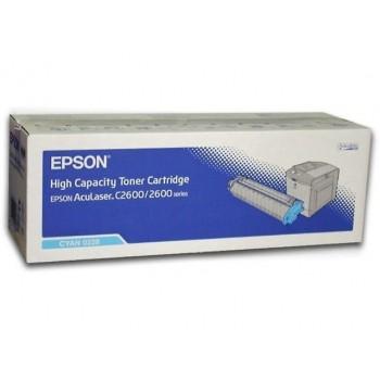 Заправка картриджа Epson C13S050228 голубой для AcuLaser C2600