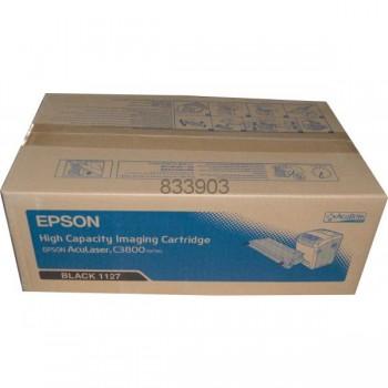 Заправка картриджа Epson C13S051127 черный для AcuLaser C3800