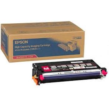 Заправка картриджа Epson C13S051125 пурпурный для AcuLaser C3800