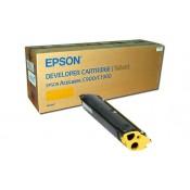 Заправка картриджа Epson C13S050097 желтый для AcuLaser C900/1900S