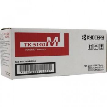 Заправка картриджа  Kyocera TK-5140 (magenta) пурпурный для ECOSYS P6130CDN / M6030CDN / M6530CDN