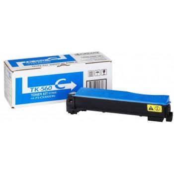 Заправка картриджа  Kyocera TK-560 голубой для FS C5300 / C5350 /ECOSYS P6030CDN