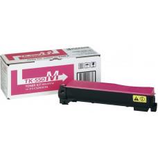 Заправка картриджа  Kyocera TK-550 пурпурный для FS-C5200DN