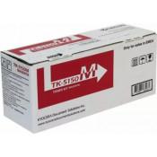 Заправка картриджа  Kyocera TK-5150M пурпурный для Kyocera ECOSYS P6035 / M6035 / M6535