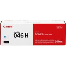 Заправка картриджа CANON 046H (cyan) синий для i-SENSYS MF732Cdw / MF734Cdw / MF735Cx / LBP653Cdw / LBP654Cx