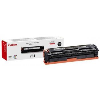 Заправка картриджа CANON 731 черный для LBP7100Cn/LBP7110/MF8230/MF8280