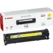 Заправка картриджа CANON 716 желтый для LBP5050N/MF8030Cn/MF8050Cn