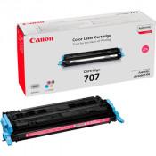 Заправка картриджа CANON 707 пурпурный для LBP5000/LBP5100