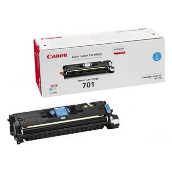 Заправка картриджа CANON 701 голубой для LBP5200/MF8180C