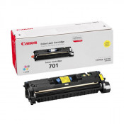 Заправка картриджа CANON 701 желтый для LBP5200/MF8180C