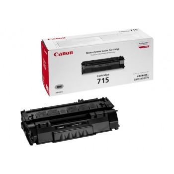Заправка картриджа CANON 715 для LBP3310/LBP3370