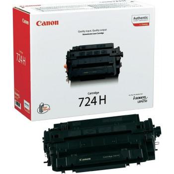 Заправка картриджа CANON 724H для LBP6750dn