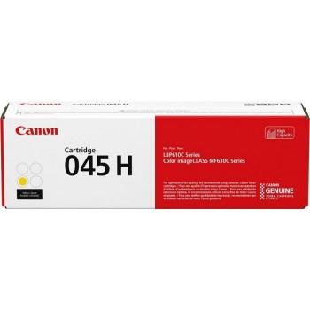 Заправка картриджа CANON 045H (yellow) желтый для i-SENSYS LBP611Cn /LBP613Cdw / MF631Cn / MF633Cdw / MF635Cx