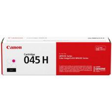 Заправка картриджа CANON 045H (magenta) пурпурный для i-SENSYS LBP611Cn /LBP613Cdw / MF631Cn / MF633Cdw / MF635Cx