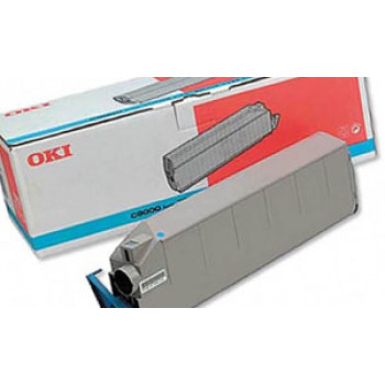 Заправка картриджа  OKI 41515291/41515211 15k голубой для C9200/C9400