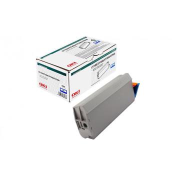 Заправка картриджа  OKI 41963085/41963007 10k голубой для C7100/C7300/C7350/C7500
