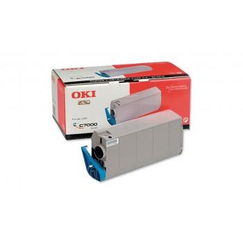 Заправка картриджа  OKI 41304288/41304212 10k черный для C7200/C7400