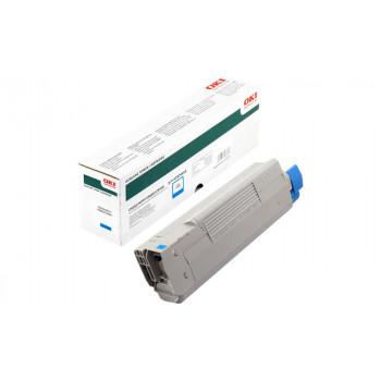 Заправка картриджа  OKI 43324443/43324423 5k голубой для C5800/C5900/5550MFP