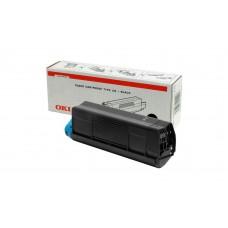 Заправка картриджа  OKI 42127491/42127408 5k черный для C5100/C5200/C5300/C5400