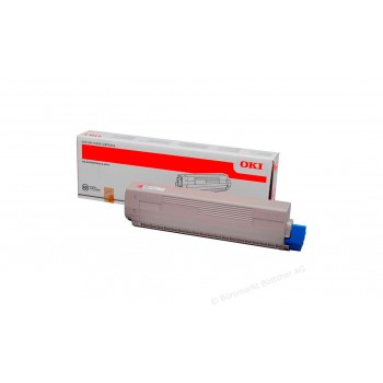 Заправка картриджа  OKI 44844614 7.3k пурпурный для C822