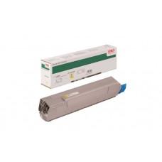 Заправка картриджа  OKI 44059169 7.3k желтый для MC851/MC861
