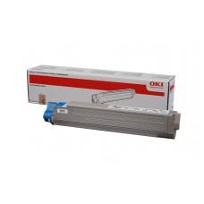Заправка картриджа  OKI 44036023 15k голубой для C910/C920