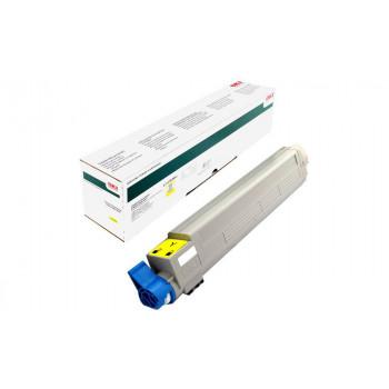 Заправка картриджа  OKI 42918961/42918913 15k желтый для C9600/C9650/C9800/C9850