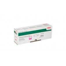 Заправка картриджа  OKI 42127493/42127455 5k пурпурный для C5250/C5450/C5510/C5540