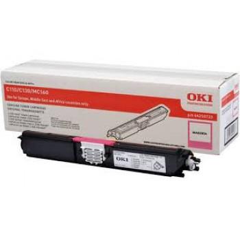 Заправка картриджа  OKI 44250730/44250722 2.5k пурпурный для C110/C130/MC160