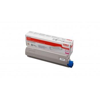 Заправка картриджа  OKI 44059226/44059210 10k пурпурный для MC860