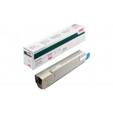 Заправка картриджа  OKI 43487722/43487710 6k пурпурный для C8600/C8600dn/C8600n/C8800