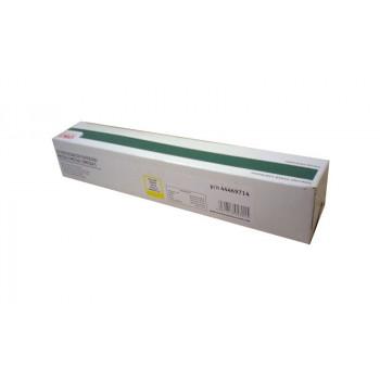 Заправка картриджа  OKI 44469714 2k желтый для C310/C330/C331/MC351/MC352/MC361/MC362