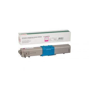 Заправка картриджа  OKI 44469753 5k пурпурный для C510/C530/MC361/MC561