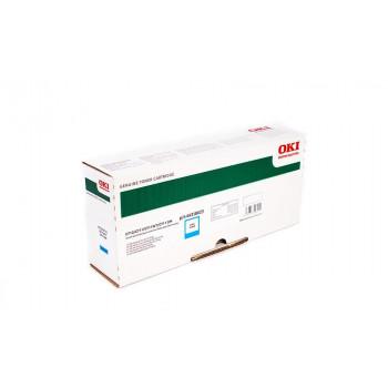 Заправка картриджа  OKI 44318623/43866107 11.5k голубой для C710/C711