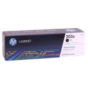 Заправка картриджа HP CF540A черный black (203A) для HP Color LaserJet Pro M254 / M280 /M281