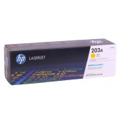Заправка картриджа HP CF542A (203A) желтый yellow для HP Color LaserJet Pro M254 / M280 /M281