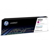 Заправка картриджа HP CF543X (203X) magenta пурпурный для HP Color LaserJet Pro M254 / M280 /M281