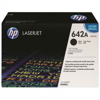 Заправка картриджа HP CB400A (642A) black черный для HP CLJ CP4005