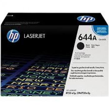 Заправка картриджа HP Q6460A (644A)  black черный для HP CLJ CM4730