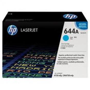 Заправка картриджа HP Q6461A (644A) голубой cyan для HP CLJ CM4730